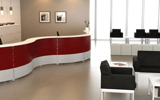 Reception Areas Commercial Design Control