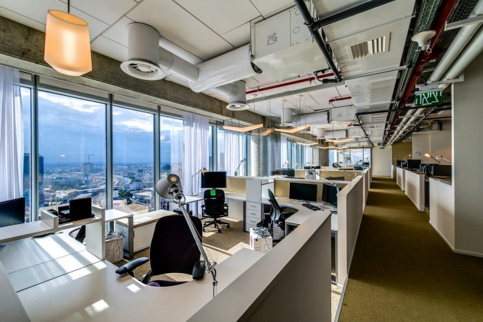 5 amazing offices you have to see commercial design for Office design utah